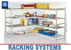 RACKING SYSTEMS (by Fermod) - K.F.Bartlett LtdCatering equipment, refrigeration & air-conditioning